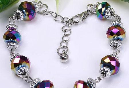 lobster clasps bracelet